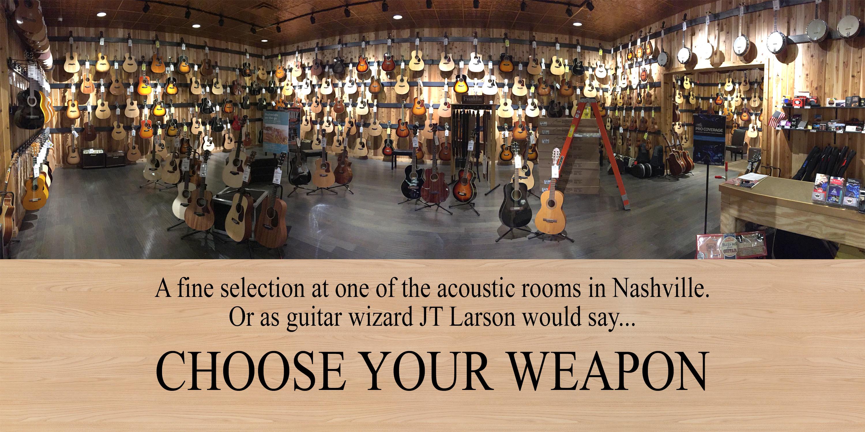 Guitar Center Nashville