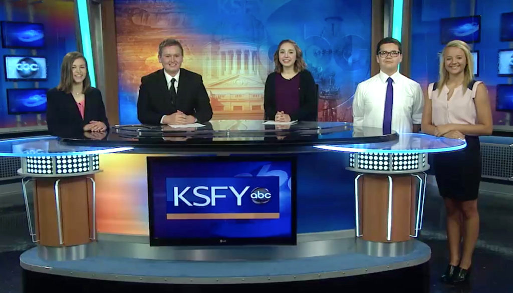 ksfy dakota news anchor desk