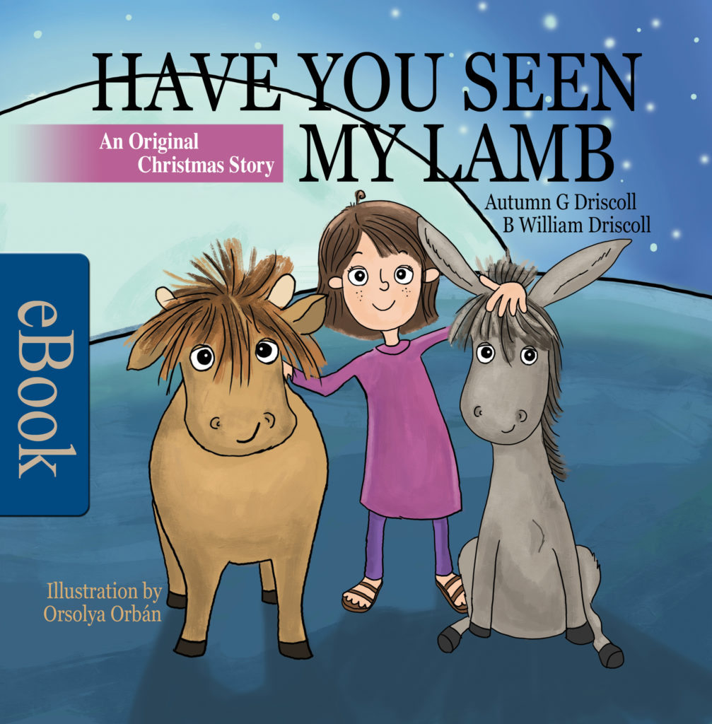 have you seen my lamb eBook