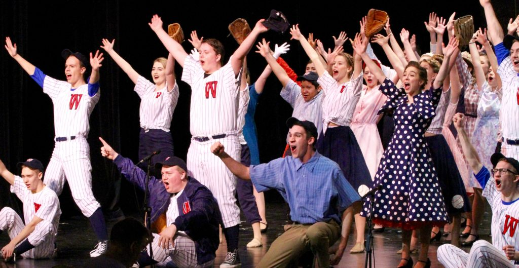 damn yankees musical with autumn driscoll